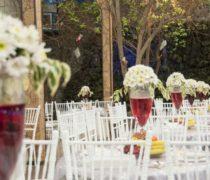 باغ عروسی پرنیا غرب تهران