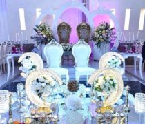 باغ تالار عروسی سه گل احمد آباد