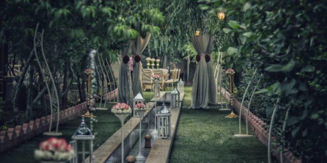 باغ تالار عروسی مهر و ماه فیروزبهرام احمد آباد