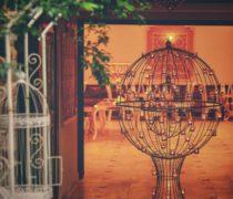 باغ عروسی مهر و ماه فیروزبهرام احمد آباد
