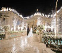 باغ عروسی عمارت دانیال, عکس عروسی عمارت