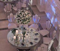 باغ تالار عروسی عمارت دانیال گرمدره