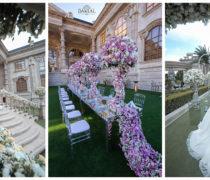 باغ عمارت دانیال, باغ عروسی عمارت دانیال گرمدره