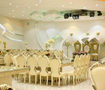 باغ عروسی میزبان احمد آباد