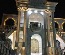 باغ تالار سه گل احمدآباد مستوفی