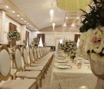 باغ عروسی عمارت نوین جاجرود پردیس