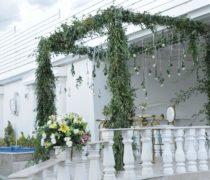 باغ عروسی عمارت نوین جاجرود بومهن