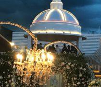 باغ عروسی عمارت عصرنوین شرق تهران