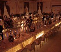 باغ عروسی عمارت قصر نوین