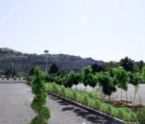 تالار پذیرایی باغ بهشت هنگام