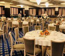 تالار پذیرایی هتل اسپیناس پالاس سعادت آباد