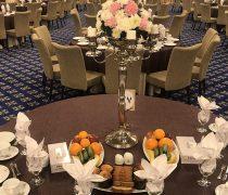 تالار عروسی هتل اسپیناس پالاس سعادت آباد