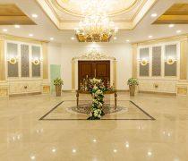 باغ تالار مشاهیر تهران, تالار عروسی مشاهیر
