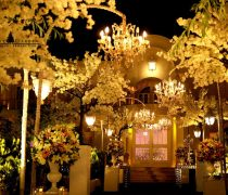 باغ تالار آنیت کرشت پردیس