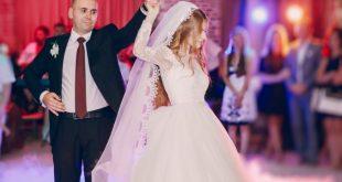 رقصیدن عروس داماد شب عروسی
