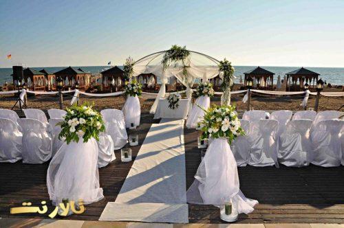 فصل مناسب برگزاری مراسم عروسی در ترکیه