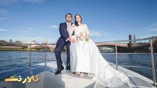برگزاری عروسی کشتی تفریحی ترکیه استانبول