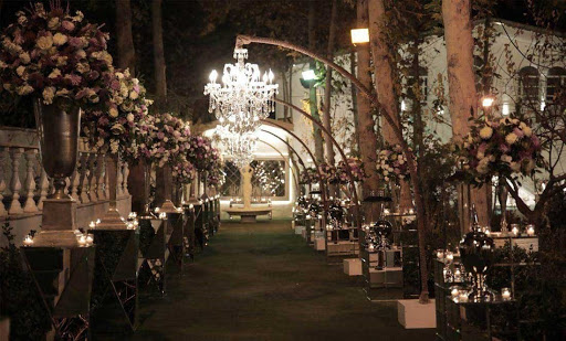 مزیت های باغ تالار عروسی